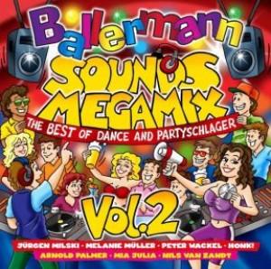 Ballermann Sounds Megamix Vol. 2 - The Best of Dance & Partyschlager