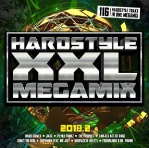 Hardstyle XXL Megamix Vol. 3