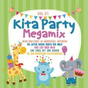 Kita Party Megamix Vol. 1