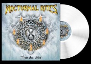 The 8th Sin (white vinyl) (LP)