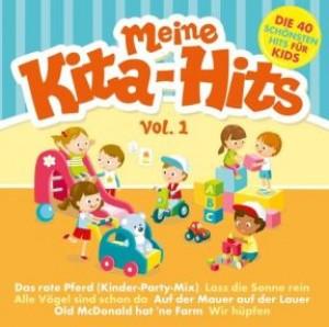 Meine Kita Hits Vol. 1 - die 40 schönsten Hits für Kids