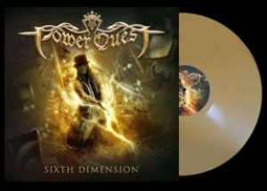 Sixth Dimension (golden vinyl) (LP)