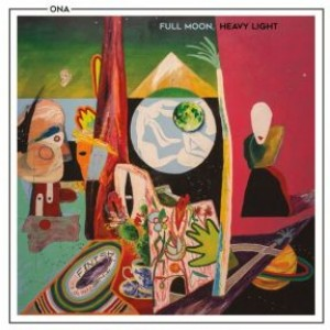 Full Moon, Heavy Light (LP)