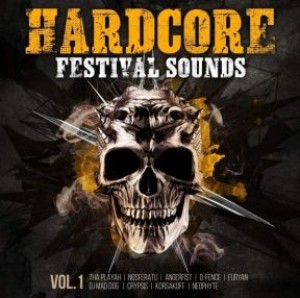 Hardcore Festival Sounds Vol. 1