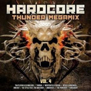 Hardcore Thunder Megamix Vol. 4