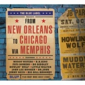 From New Orleans to Chicago via Memphis