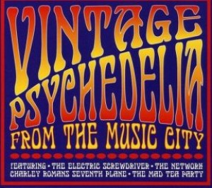 Vintage Psychedelia from the Music City