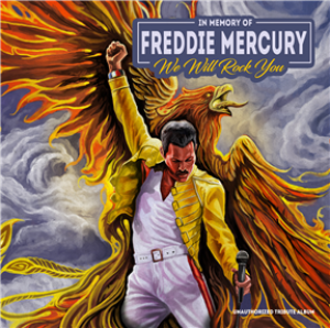 We Will Rock You - In Memory Of Freddie Mercury (Unauthourized Tribute Album)