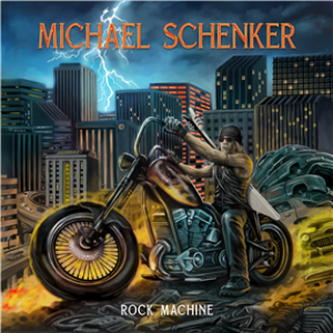 Rock Machine (Blue Vinyl)