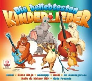 Die beliebtesten Kinderlieder
