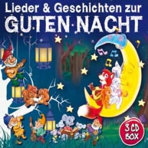 Lieder und Geschichten zur guten Nacht