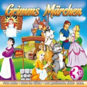 Grimms Märchen - Frau Holle, Der gestiefelte Kater