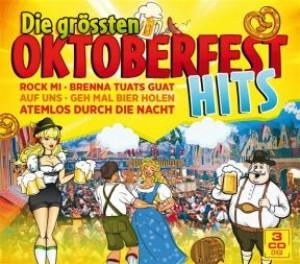 Die grössten Oktoberfesthits