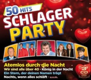 Schlager Party - 50 Hits