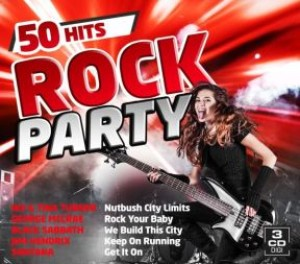 Rock Party - 50 Hits