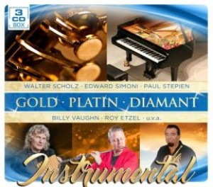 Instrumental - Gold Platin Diamant