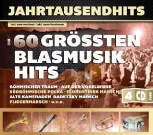 Jahrtausendhits - Die 60 größten Blasmusik Hits