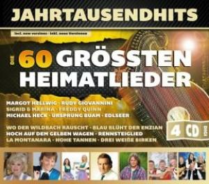 Jahrtausendhits - Die 60 größten Heimatlieder