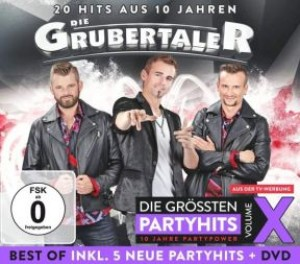 Das Beste aus 10 Jahren Party - Vol. X - inkl. DVD