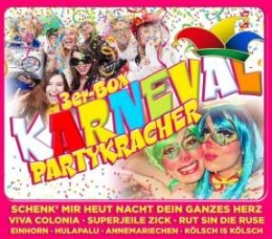 Karneval Partykracher