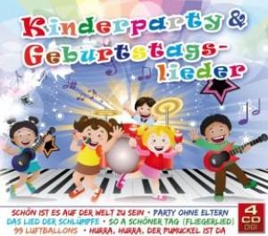 Kinderparty & Geburtstagslieder