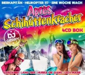 DJ Gerry präsentiert Apres Schihüttenkracher