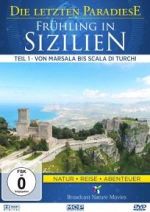 Frühling in Sizilien 1: Von Marsala bis Scala di Turchi