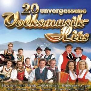 20 unvergessene Volksmusik-Hits