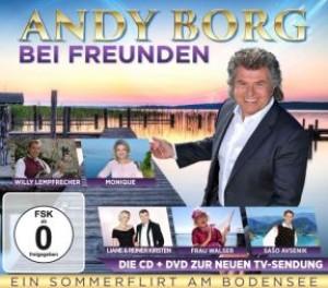 Andy Borg bei Freunden: Ein Sommerflirt am Bodensee