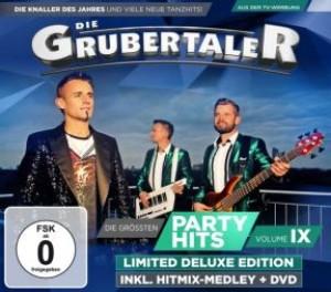 Die grössten Partyhits Vol. IX - Deluxe Edition