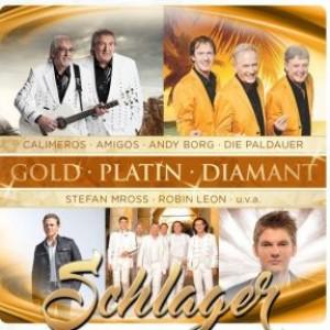 Gold - Platin - Diamant - Schlager