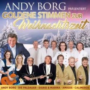 Andy Borg präsentiert: Goldene Stimmen zur Weihnachtszeit