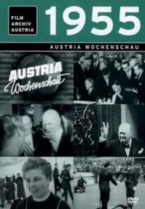 Austria Wochenschau 1955