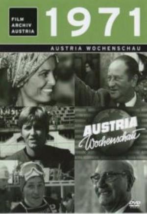 Austria Wochenschau 1971