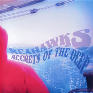 Secrets of the Deep (clear blue LP)