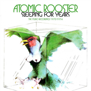 Sleeping For Years - The Studio Recordings 1970-1974: 4CD Clamshell Boxset