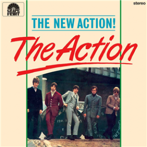 The New Action! Exclusive Vinyl-Edition