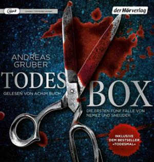 Todes-Box: Die ersten fünf Fälle von Nemez und Sneijder