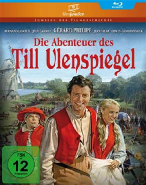Die Abenteuer des Till Ulenspiegel (Blu-ray)