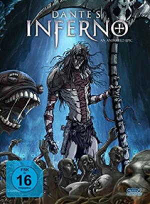 Dante's Inferno (Mediabook) (Cover C)
