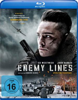 Enemy Lines - Codename Feuervogel (Blu-Ray)