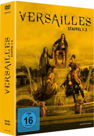 Versailles: Gesamtbox Staffel 1-3
