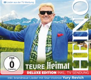 Teure Heimat - Deluxe Edition inkl. TV Sendung CD+DVD