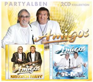 Partyalben - 2CD Kollektion