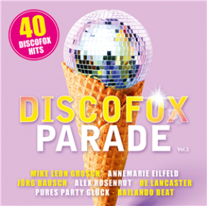 Discofox Parade Vol. 1