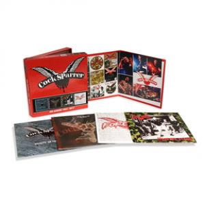 The Albums 1994-2017: 4CD Clamshell Boxset