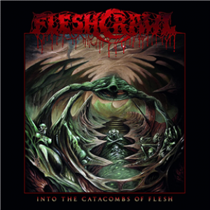 Into The Catacombs Of Flesh (LP)
