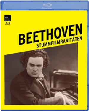Beethoven Stummfilmraritäten (Blu-ray)