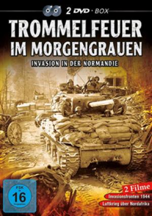 Trommelfeuer im Morgengrauen (2 DVDs)