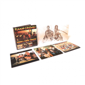 Gonna Rock Tonite! The Complete Recordings 1969-71: 3CD Clamshell Boxset